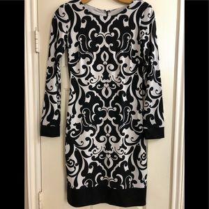 Cache' Long Sleeve Dress